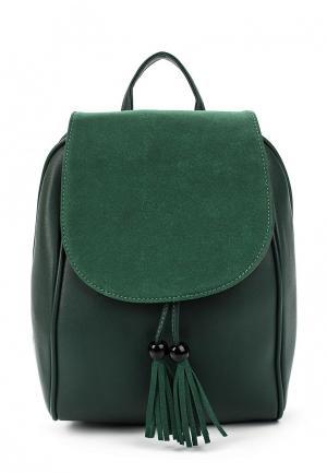 Рюкзак Ors Oro. Цвет: зеленый