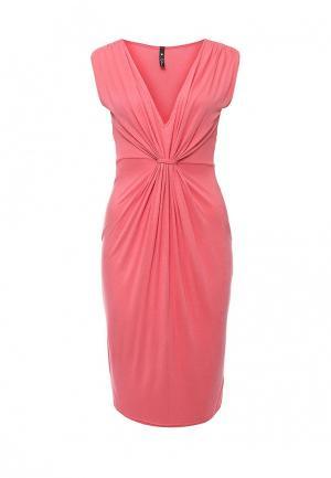 Платье Influence. Цвет: розовый