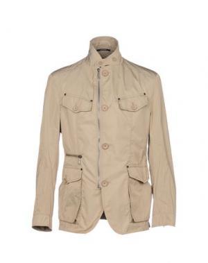 Куртка CALVARESI. Цвет: песочный
