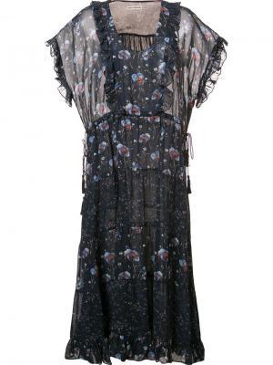 Meadow dress Ulla Johnson. Цвет: синий