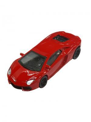 Машинка Lamborghini LP-700, Красная (1:43) (PS-0616410-R) Pit Stop. Цвет: красный