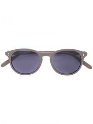 Солнцезащитные очки Void Our Legacy. Цвет: зелёный