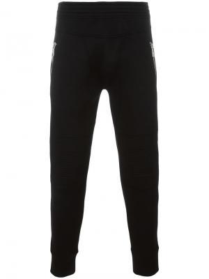 Спортивные брюки Neil Barrett. Цвет: чёрный