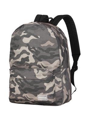 Рюкзак NOSIMOE. Цвет: бежевый, серо-коричневый, серый