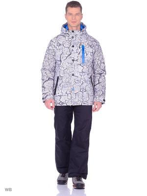 Куртка Cropp. Цвет: серый