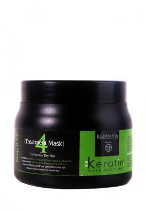 Маска для сухих волос Egomania Prof. Цвет: черный