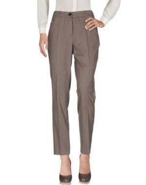 Повседневные брюки TAIFUN. Цвет: хаки