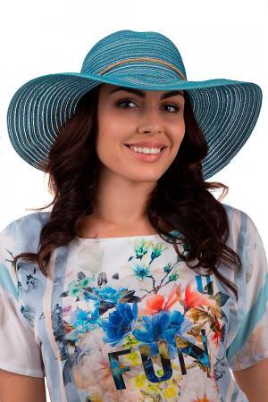 Шляпа Wegener. Цвет: голубой
