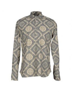 Pубашка ALAIN FRACASSÍ. Цвет: стальной серый