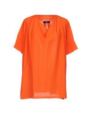 Свитер ZUCCA. Цвет: оранжевый