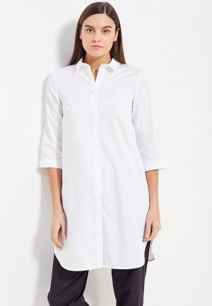 Платье Asya Malbershtein. Цвет: белый