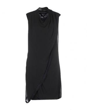 Короткое платье NICOLAS & MARK. Цвет: темно-зеленый