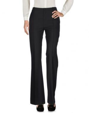 Повседневные брюки BOUCHRA JARRAR. Цвет: черный