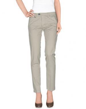 Повседневные брюки DW⁵. Цвет: песочный