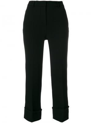 Укороченные брюки  LAutre Chose L'Autre. Цвет: чёрный