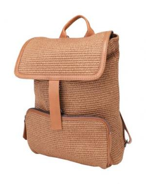 Рюкзаки и сумки на пояс ZANELLATO. Цвет: коричневый