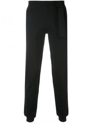 Спортивные брюки Hotel Cottweiler. Цвет: чёрный