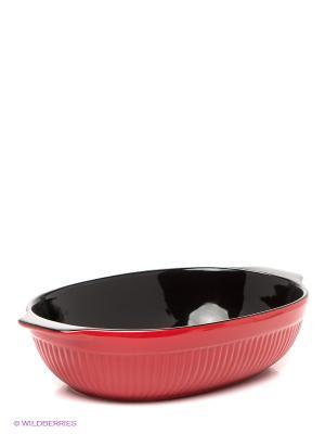 Форма для выпечки Frybest. Цвет: красный, черный