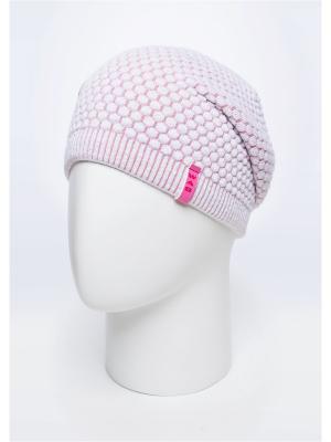 Шапка Wag Сoncept. Цвет: розовый, белый
