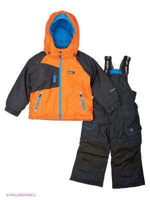 Комплекты одежды Gusti. Цвет: оранжевый