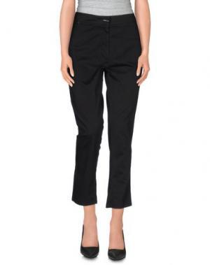 Повседневные брюки ANNARITA N.. Цвет: черный