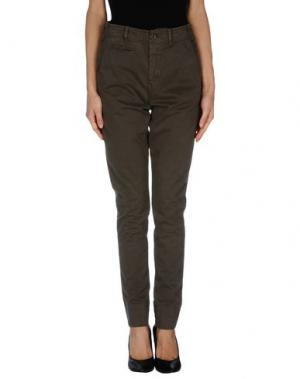 Повседневные брюки ..,MERCI. Цвет: свинцово-серый