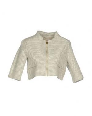 Куртка DIEGO M. Цвет: светло-серый