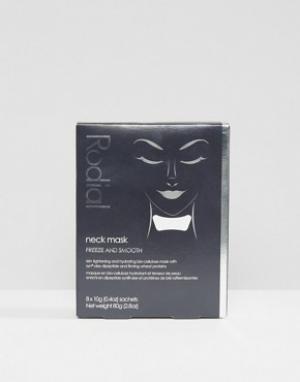 Rodial Разглаживающая маска для шеи. Цвет: бесцветный