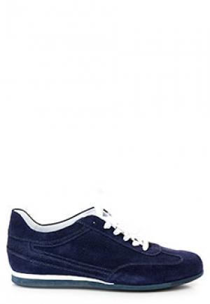 Кроссовки HARMONT&BLAINE. Цвет: синий
