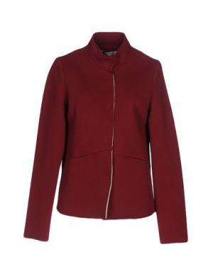 Пиджак PAOLO CASALINI. Цвет: пурпурный