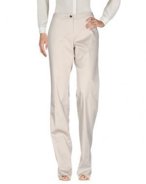 Повседневные брюки TER DE CARACTÈRE. Цвет: светло-серый