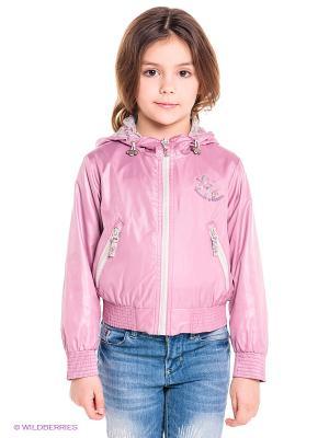 Куртка Bell bimbo. Цвет: розовый