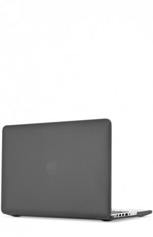 Чехол-накладка для ноутбука MacBook 12 Elevation Lab. Цвет: черный