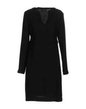 Короткое платье BROOKSFIELD. Цвет: черный