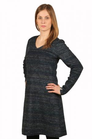 Платье Woolhouse. Цвет: синий