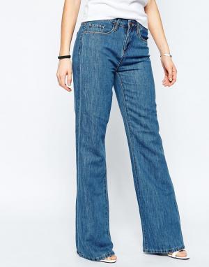 BLANK NYC Расклешенные джинсы Someone Elsie