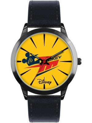 Часы Disney by RFS. Цвет: черный, желтый