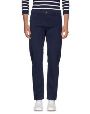 Джинсовые брюки BASICON. Цвет: темно-синий