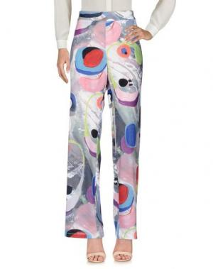 Повседневные брюки PAZ TORRAS. Цвет: розовый