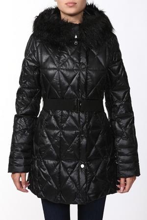 Пальто Bebe. Цвет: черный