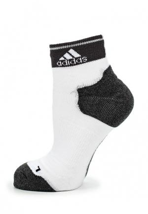 Носки adidas Performance. Цвет: черно-белый