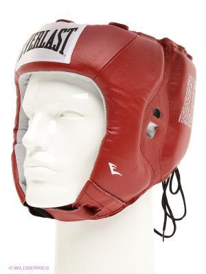 Шлем USA Boxing Everlast. Цвет: красный