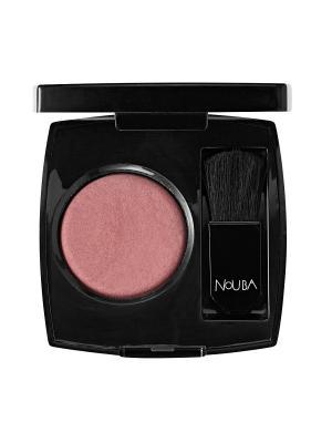 Румяна запеченные BLUSHOW baked blush, тон 01, 2гр NOUBA. Цвет: розовый