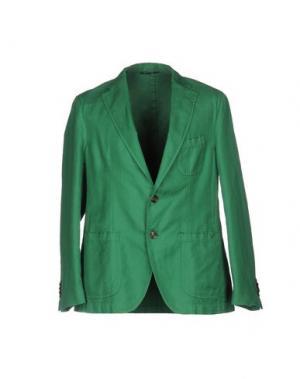Пиджак SARTORIA LATORRE. Цвет: зеленый