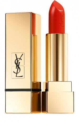Rouge Pur Couture Губная помада №13 YSL. Цвет: бесцветный