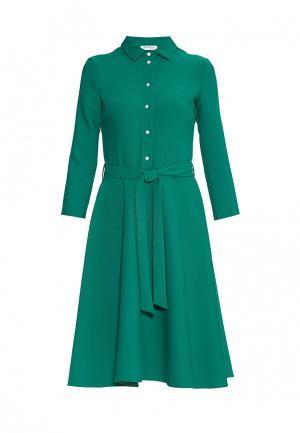 Платье A.Karina. Цвет: зеленый