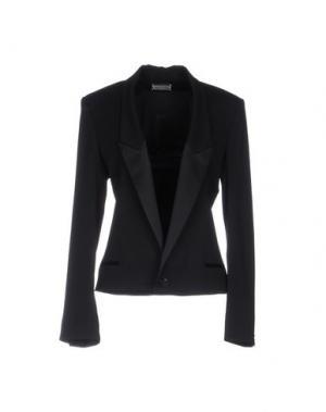 Пиджак ALEXIS MABILLE. Цвет: черный