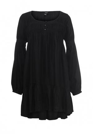 Платье Volcom. Цвет: черный