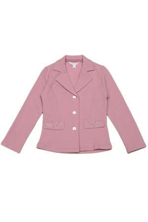 Пиджак Dodipetto. Цвет: розовый