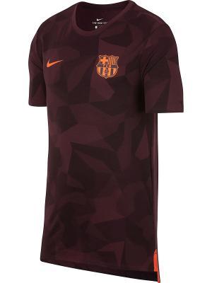 Футболка FCB M NK DRY TEE MATCH Nike. Цвет: фиолетовый